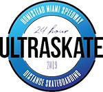 24-Hour Ultraskate Logo