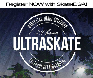 Register NOW with SkateIDSA!